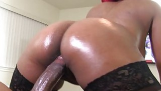 new footage thickred gets banged fucked by jovan j