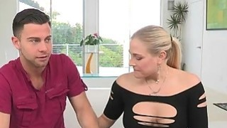 Skylar Green shared bf with busty stepmom