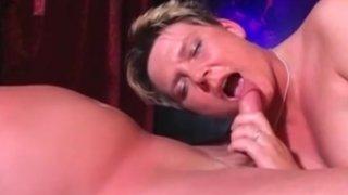Velvet Swingers Club Wife seducing other club members